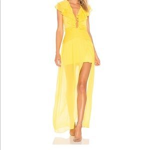 REVOLVE gown